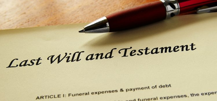 Where there's a will …